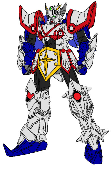ナイトガンダム ガイアの鎧ver