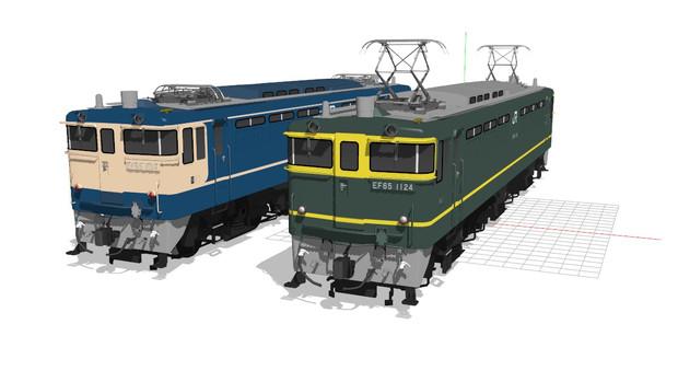 【モデル更新・再び】EF651124トワイライト色