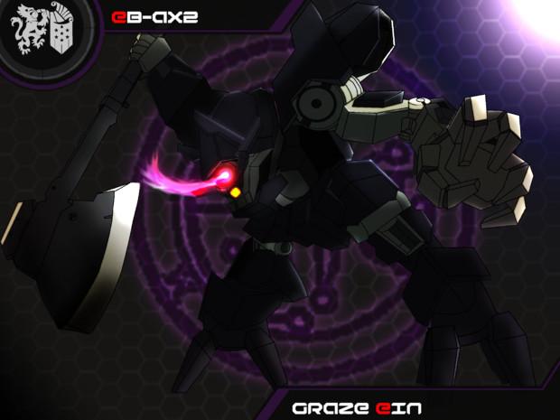 EB-AX2 「グレイズ・アイン」
