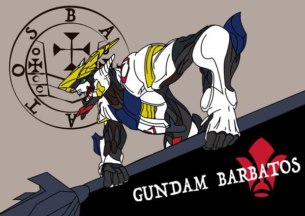 バルバトス=悪魔