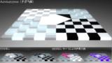 【配布】Squareblock BW ステージ