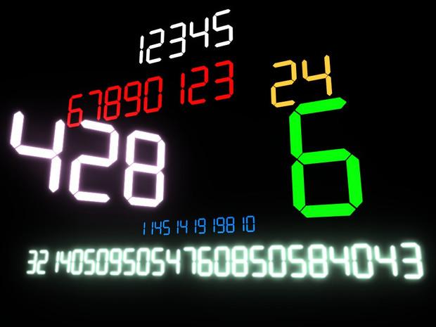 7セグメントディスプレイ(v3.0)