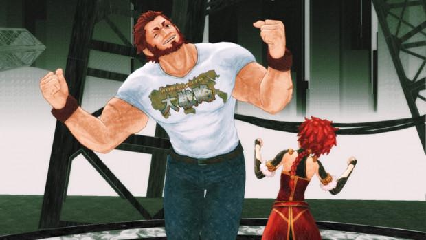 【Fate/MMD】ご機嫌な征服王