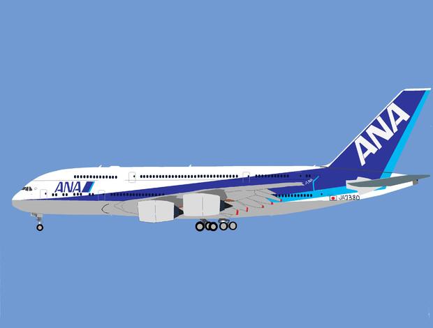 A380 Ryo さんのイラスト ニコニコ静画 イラスト