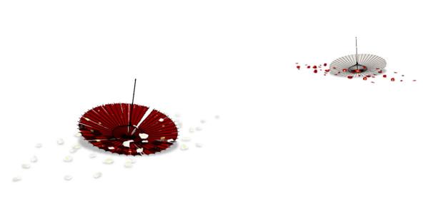 和傘と椿_ver1.2