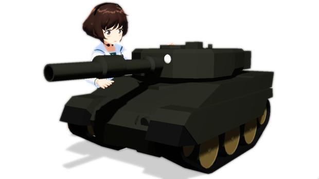 コンバットチョロQ 90式戦車