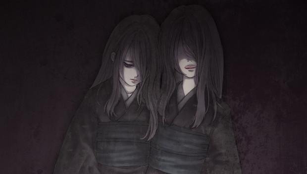 桐生茜と桐生薊