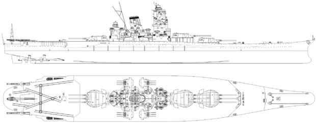 俺的改大和型戦艦「信濃」