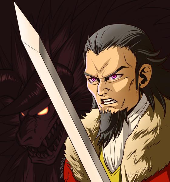 怒りのベルムド王