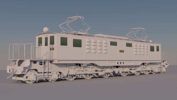 国鉄8000形電気機関車