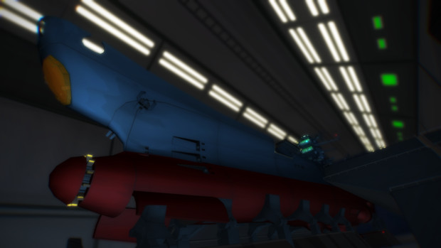 【MMD】宇宙戦艦ヤマト【久しぶりに触ったMMD】