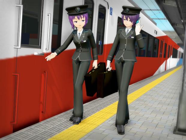 ある電鉄の風景
