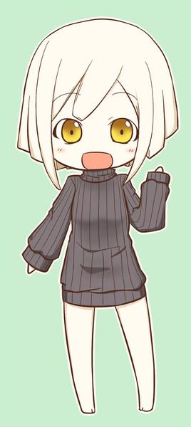 ちびセーターシオ