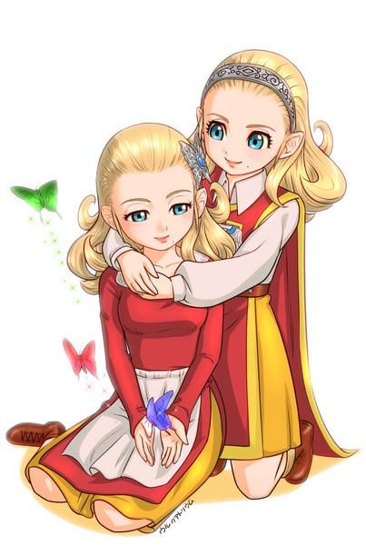 ミシュアとアンルシア