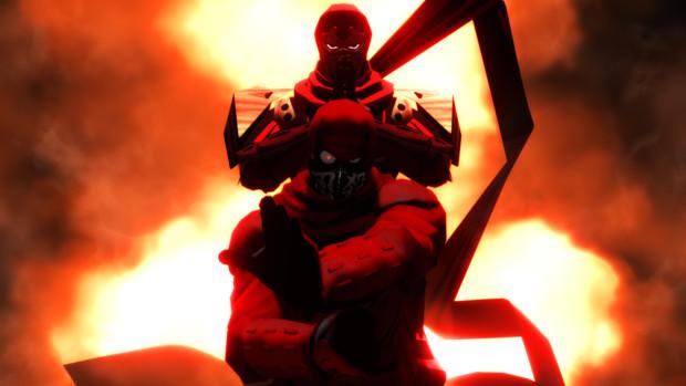 赤黒の殺戮者