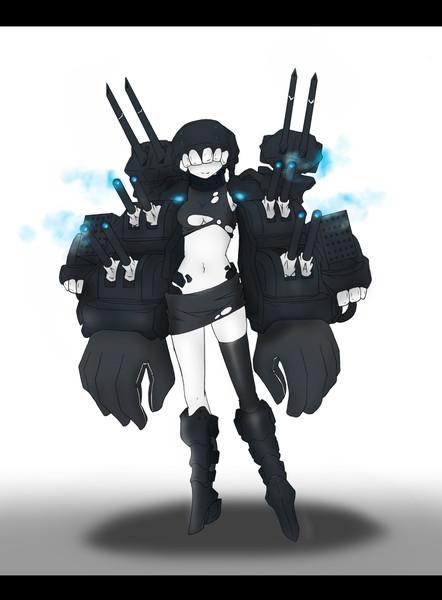軽巡ツ級(対空特化型)