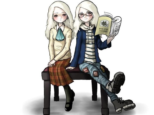 【オリキャラ】双子タレント