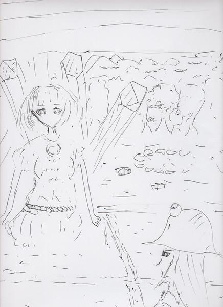 八坂神奈子と諏訪子