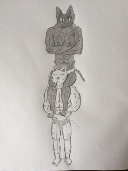 阪本さんとゲベ