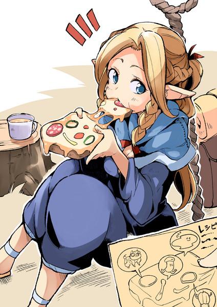 マルシルピザパン(?