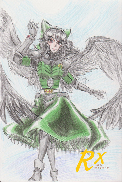 RX ~Savior of Cross~