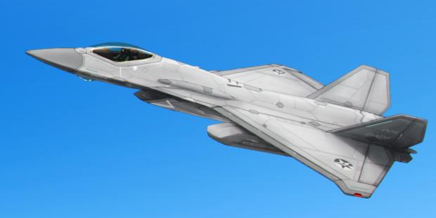 適当ステルス戦闘機