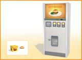 【MMD-OMF6】レトロなハンバーガー自販機