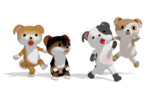 【MMD-OMF6】MMD用踊る犬【モデル配布】