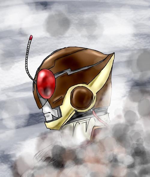 仮面ライダー4号