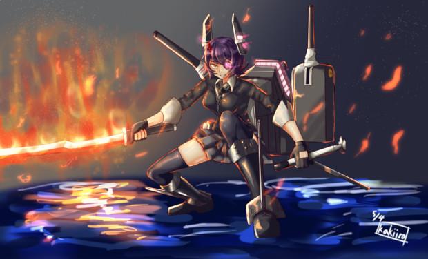 ファランの不死艦隊、天龍