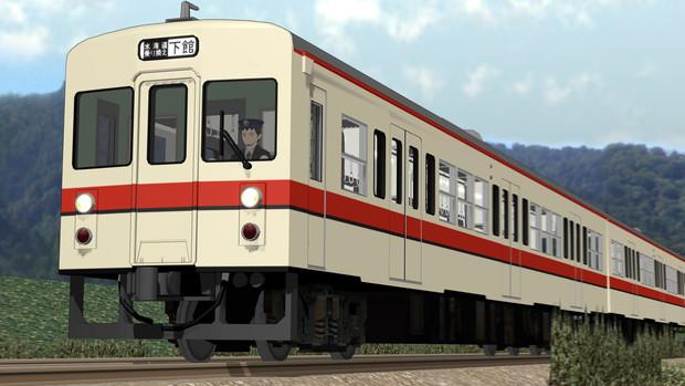 【MMD-OMF6】関東鉄道キハ0形
