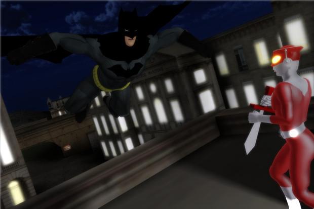 バットマンVSレッドマン~ジャスティスの誕生~