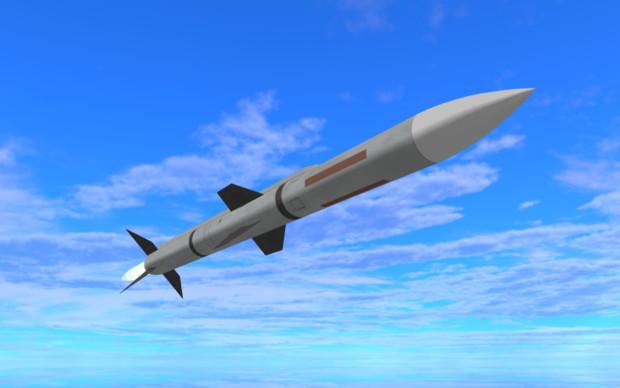 【OMF6】AAM-4(99式空対空誘導弾)Ver1.0