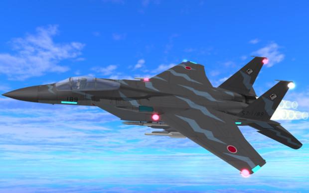 【OMF6】F-15J_アグレッサー[いなづま]