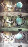 【MMD-OMF6】ファンタジー風図書館