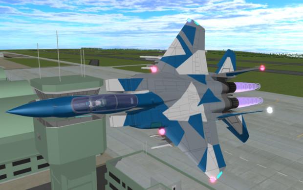 【OMF6】F-15J_AG_SUPER_Flanker