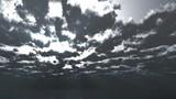 【MMDステージ配布】黒い雲の空 RR8【スカイドーム】
