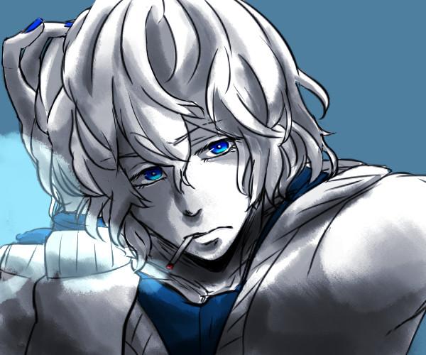 青色の闇医者