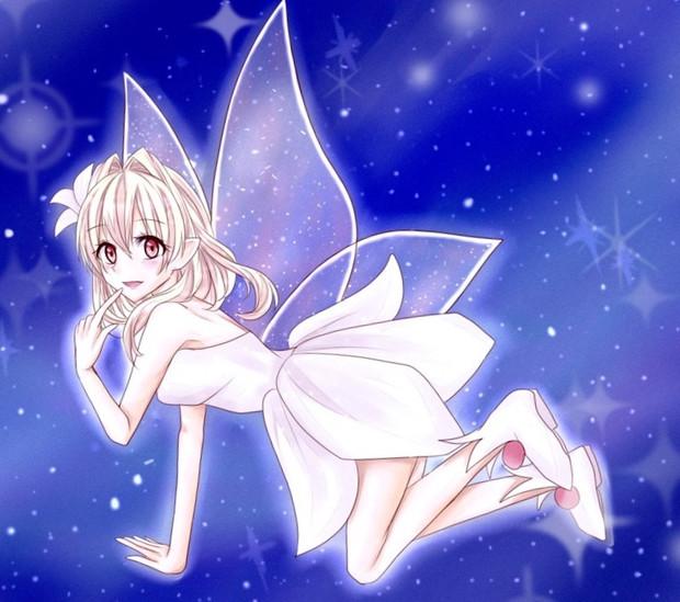 メモメロの妖精紡ちゃん