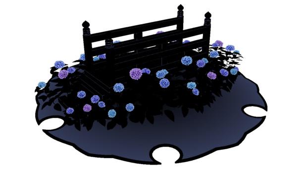 12_紫陽花と橋のステージ_紫_ver1.1
