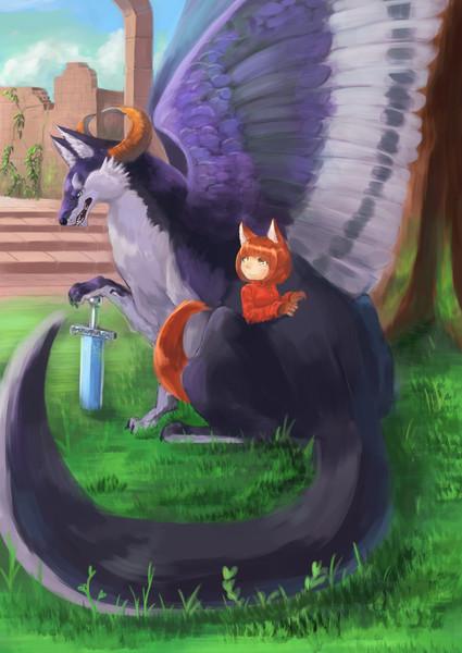 第七回Rapt企画「獣×獣人」