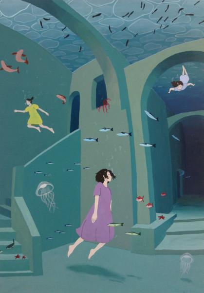 幻想たる海底
