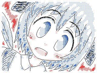 うごメモ☆チルノちゃん