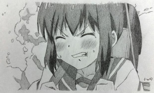 (`皿´;)