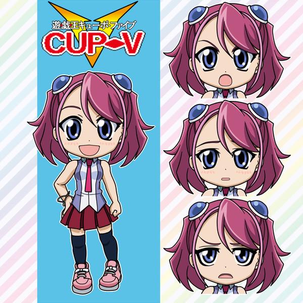 キューポッシュ風 柊柚子