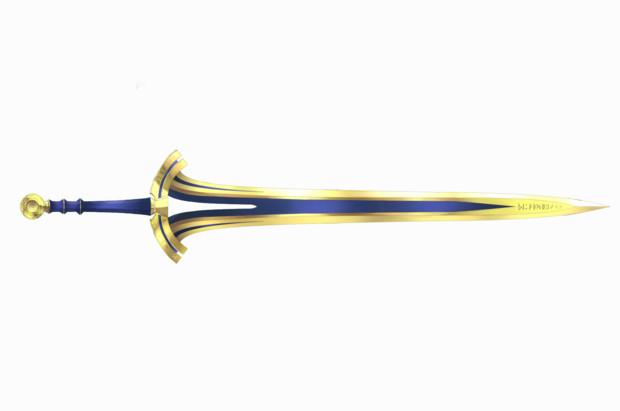約束された勝利の剣(プロトタイプ)