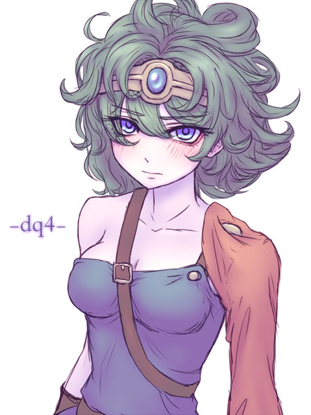 DQ4勇者ちゃん