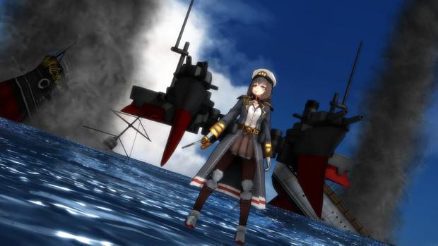 海軍記念日の三笠さん