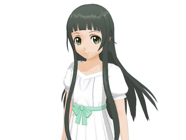 SAOのユイちゃん