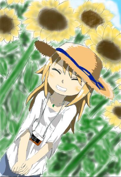 【Sunshine flower】結城晴